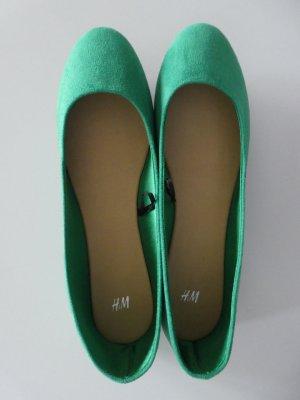 NEU – H&M – Ballerina , grün