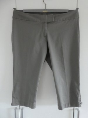 NEU – H&M - Damen 3/4-Hose, oliv-grau