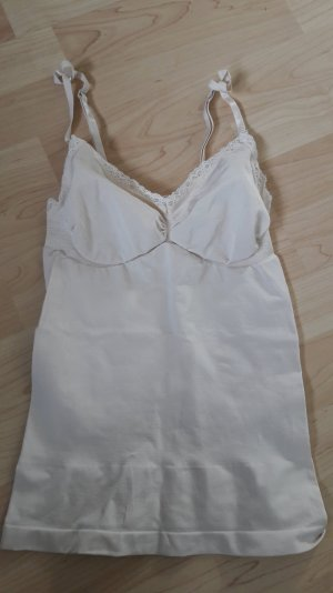 NEU H&M Shapewear Top figurformend beige nude Gr. S