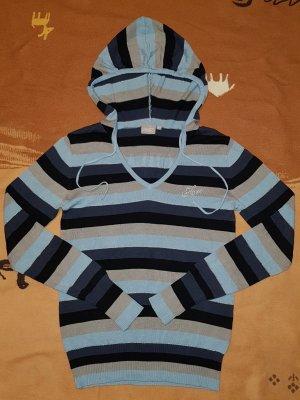 NEU!H.R.C Damen Kapuzen Pullover Sweatshirt  55% Ramie 45% Baumwolle Gr.34-36(S)
