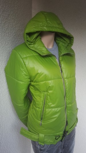 Luisa Cerano Down Jacket green
