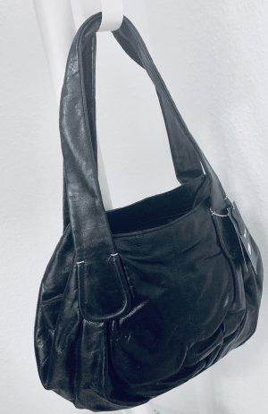 0039 Italy Sac à main noir