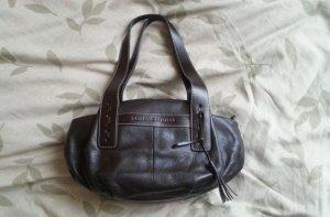 NEU! Handtasche von Tommy Hilfiger, braun, Leder