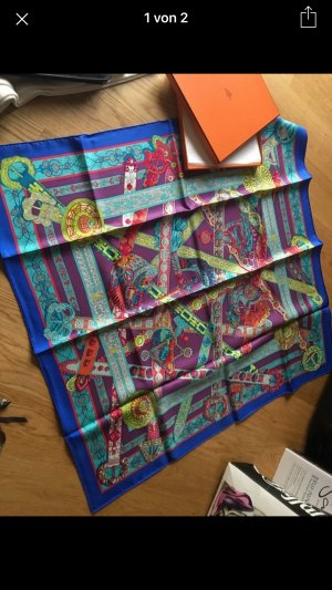 Neu Hermes Tuch mit Box