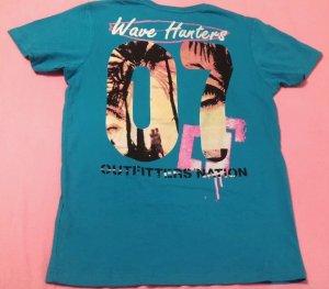 NEU Herren Shirt Jugend Sommer Designer Traum Shirt von OUTFITTERS NATION Gr. L