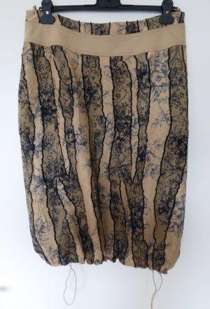 Beate Heymann Fashion beige-black mixture fibre