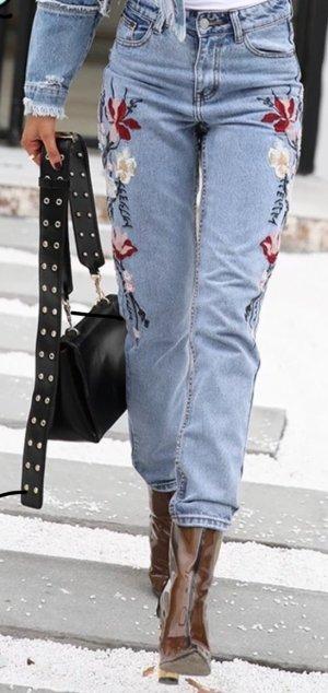 NEU. High Waist Jeans (36)