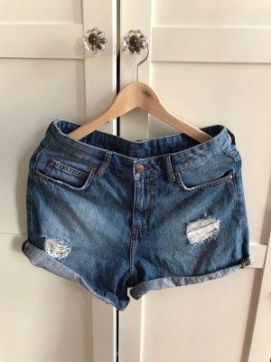 NEU Highwaist high waist Jeansshorts Sommer Sommershorts Shorts Jeans kurze Hose Größe 29