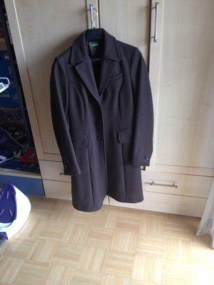 NEU hochwertiger klassischer Mantel in braun von Benetton