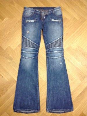 NEU Hose Balmain Jeans Gr. FR 42 EU 40 blau