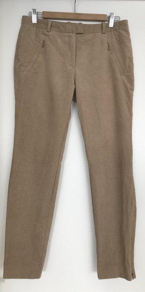 Boss Hugo Boss Jersey Pants camel cotton