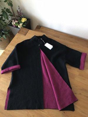 Hugo Boss Cardigan black-violet