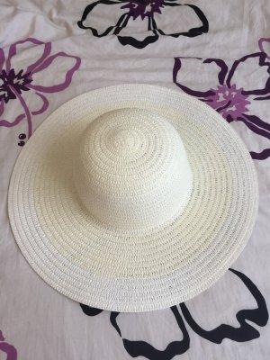 Manguun Chapeau de soleil blanc cassé-crème