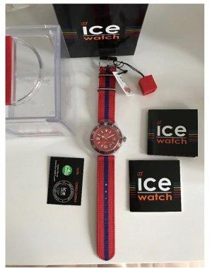 NEU ICE Watch Uhr rot UVP 150€
