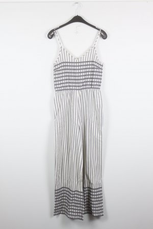 Innocence Jumpsuit white-grey polyester