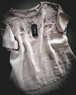 new collection Blouse vieux rose
