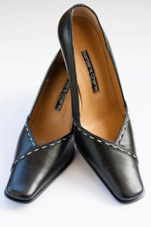 (NEU) Italienische Leder-Businessschuhe von Barbara Charey