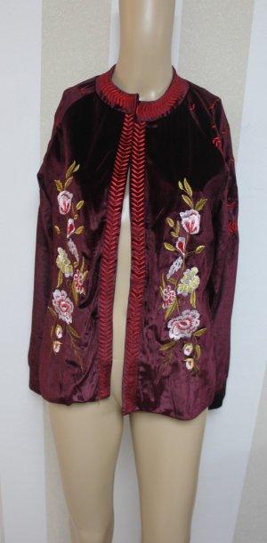 Jacket bordeaux