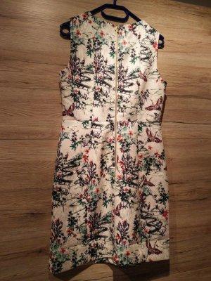 Neu Jaquard Kleid 38