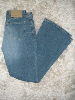 G-Star Jeans flare bleu