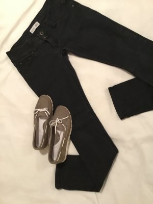 MISS ANNA Low Rise Jeans black