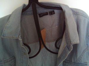 Esmara Chemise en jean bleu azur