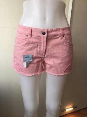 Esmara Denim Shorts pink