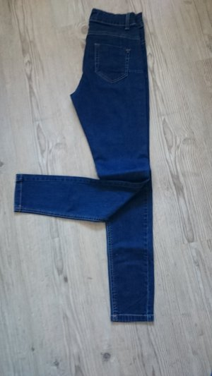 Denim Co. Jegging bleu tissu mixte