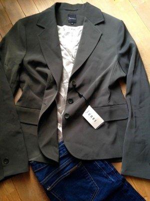 Jones New York Korte blazer khaki