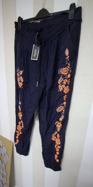 NEU Juicy Couture Designer Hose Sommer bunt chic Bumen Design