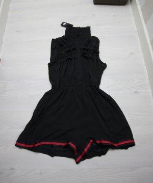 NEU Jumpsuit Anzug Playsuit Sommer Kontrast Streifen