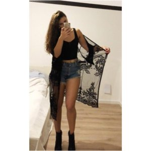 Strandkleding zwart