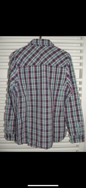 Adidas NEO Chemise à manches longues multicolore coton