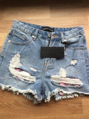 NEU Kendall & Kylie for Topshop Shorts