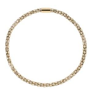 Pippa & Jean Collar estilo collier color oro-blanco