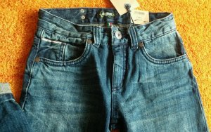 Neu Kinder Jeans Hosen leicht verwaschener Optik Gr.140(8-9 J.)Colorado P.89,95€
