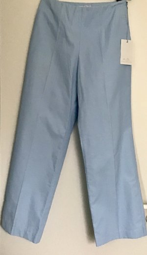Klaus Dilkrath Pantalon 7/8 bleu azur