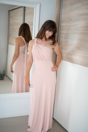 NEU Kleid Asos mit Etikett rosé 36