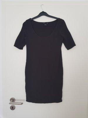 NEU Kleid in schwarz von H&M basic Gr. S