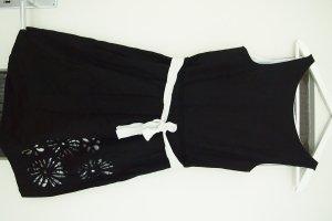 Neu! Kleid Promod Größe 34 Baumwolle kleines schwarzes