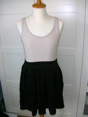 neu, Kleid, Sommerkleid, zweifarbig, schwarz, creme, H&M, Gr. S