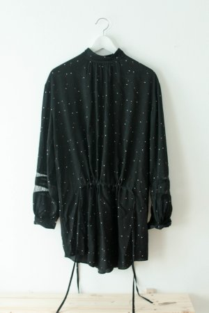 & other stories Longsleeve Dress black viscose