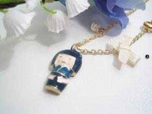 NEU ** Kostbarkeit *Geisha* Vintage Gold Kette NEU