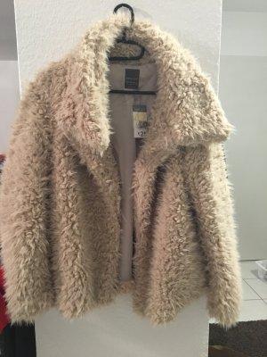 *Neu* Kunstfell Fake Fur Jacke