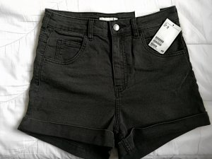 NEU kurze high waist hose shorts gr.36