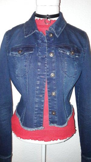 Neu ! Kurze Jeansjacke von ONLY Gr.40