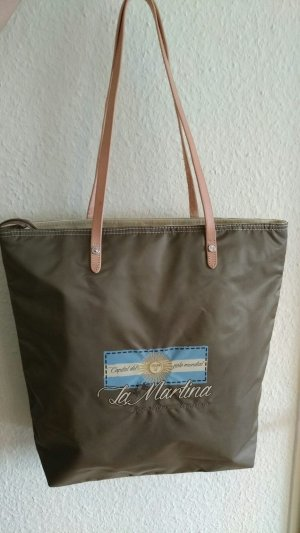 neu LA MARTINA Shopper Size XL neu