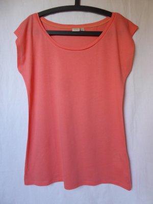 NEU: Lachsfarbenes T-Shirt von Esprit