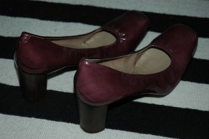 Unisa Pumps brown violet