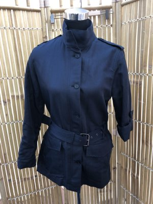 Lacoste Short Coat dark blue